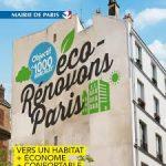 ECO-RENOVONS PARIS ! UN PROGRAMME AMBITIEUX !