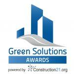 """les """"GREEN SOLUTIONS AWARDS"""": Les gagnants du concours des bâtiments les plus """"durables"""""""
